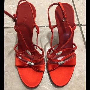 Authentic New Gucci heels